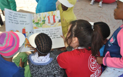 WORLD READ ALOUD DAY – WHY READING ALOUD MATTERS