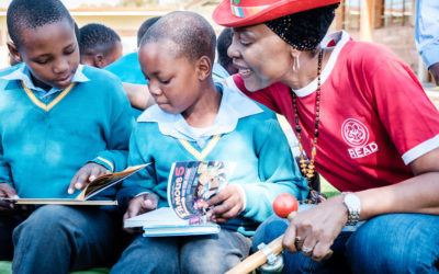POP-UP LIBRARY MARKS WORLD BOOK DAY 2018